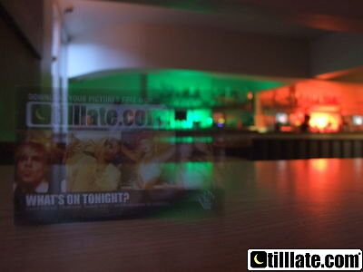 tilllate card by mitch Bardsley