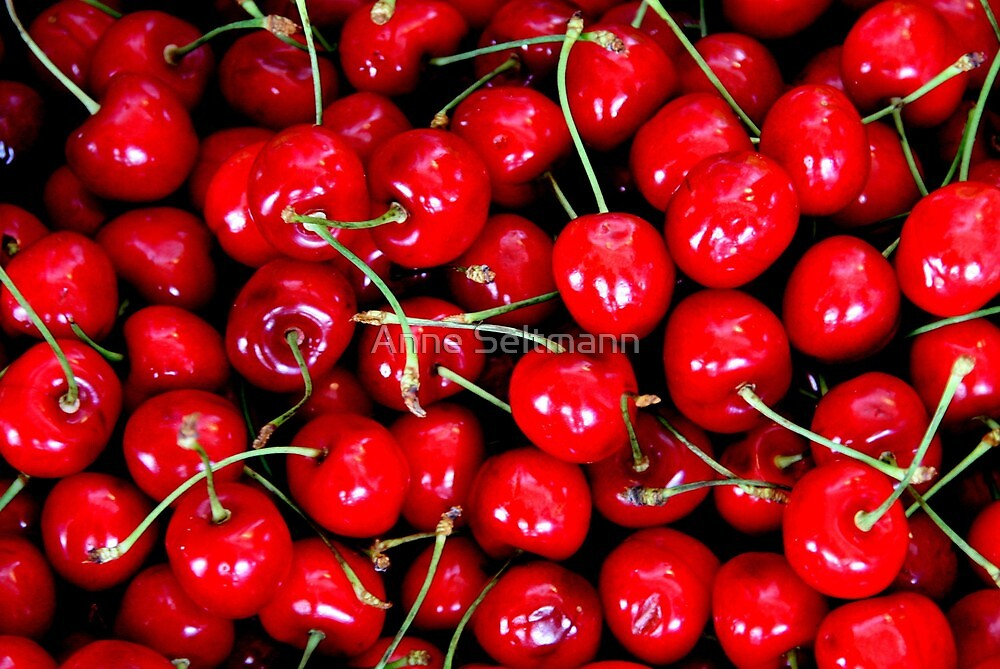 cherries by Anne Seltmann