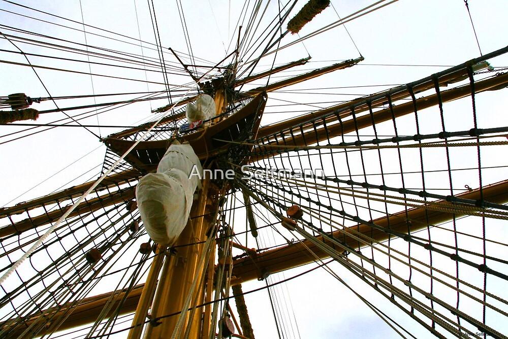 to sail by Anne Seltmann