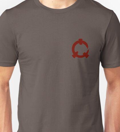 Reflex - Red Logo Small T-Shirt