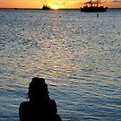 Aruban Sunset by AlphaMale912