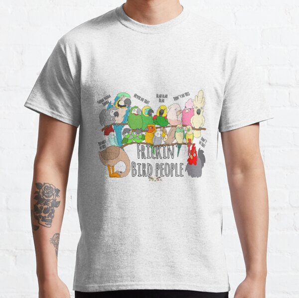 HWS SASSY COLLECTION - THE PARROT PANDEMONIUM  Classic T-Shirt