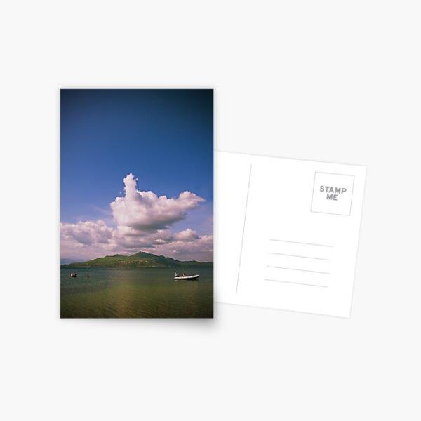 Greek Landscape 007 Postcard