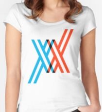 Franxx Women's Fitted Scoop T-Shirt