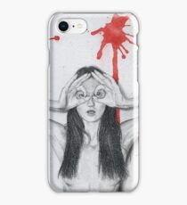 Period Goggles iPhone Case/Skin
