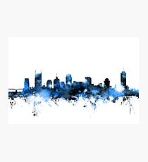 Nashville Tennessee Skyline Photographic Print