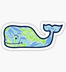 af5847d88 Tropical Whale Sticker