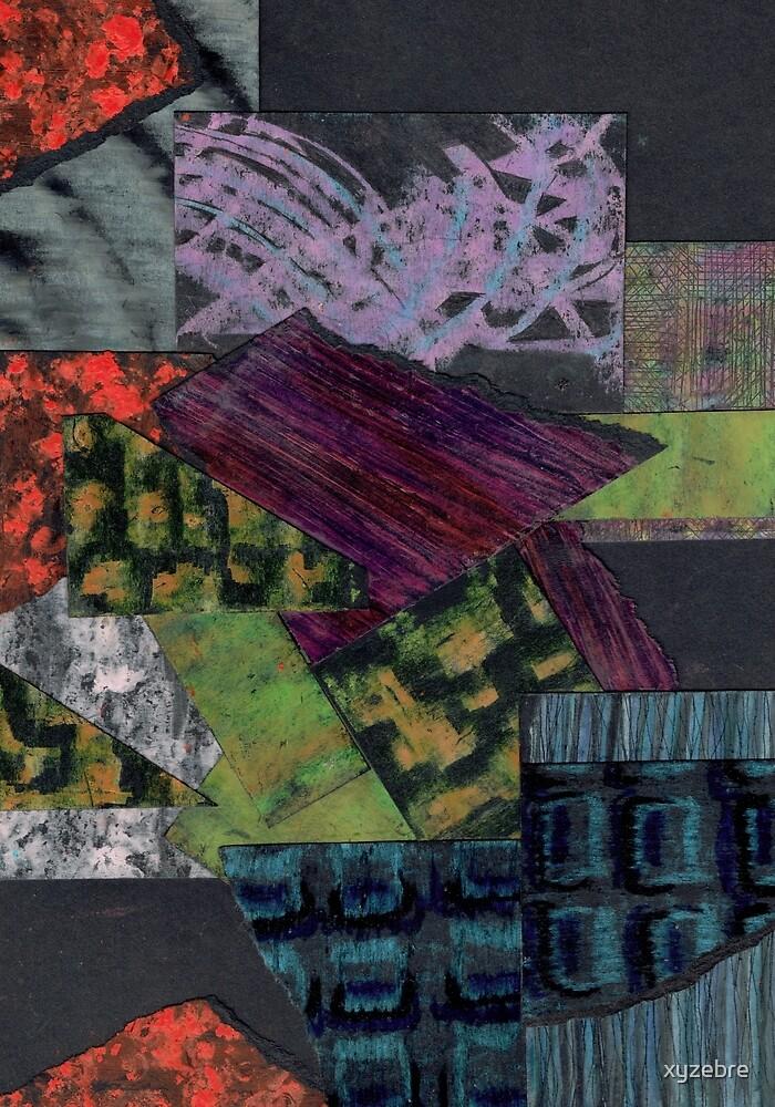 « Textures et matières » par xyzebre
