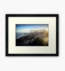 View from the Sugar Loaf #2 Framed Print