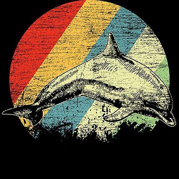 Dolphin fish by GeschenkIdee