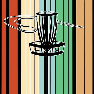 Disc Golf Design - Id Rather Be  by kudostees