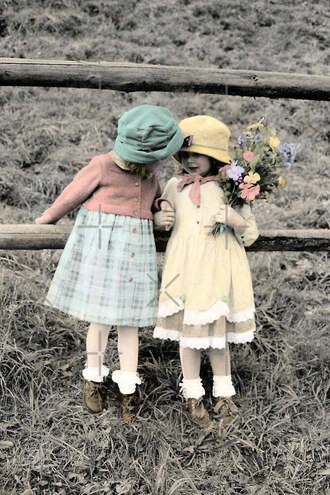 Best Friends by Christine  Wilson