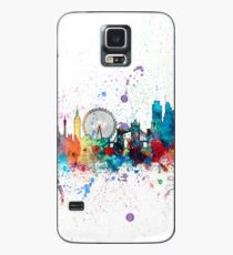 London England Skyline Case/Skin for Samsung Galaxy