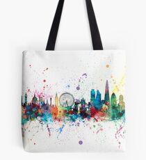 London England Skyline Tasche