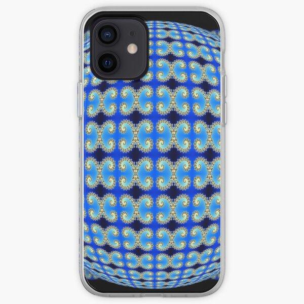 Ocean Sphere iPhone Soft Case