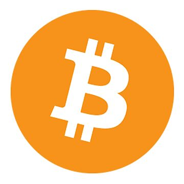 BITCOIN logo by thatstickerguy