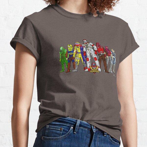 Matt Trakker's by Matt-Trakker.com Artwork by Allen Greenwood Classic T-Shirt