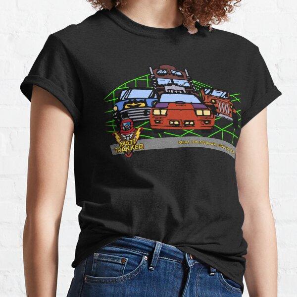 Thunderhawk Rhino Gator Hurricane Shirt MASK Classic T-Shirt