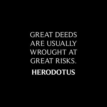 Herodotus Quote by widmore