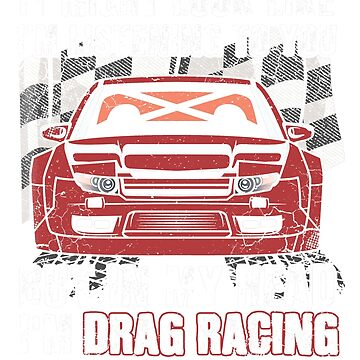 Drag Racing In My Head by frittata