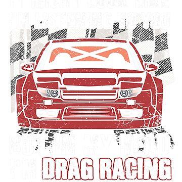 Drag Racing In My Head by frittata