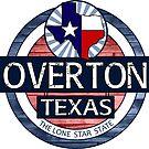 Overton Texas rustic wood circle by artisticattitud