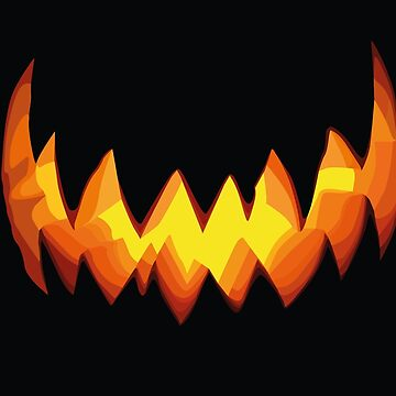 The pumpkin grin by EmmeBi-graphic
