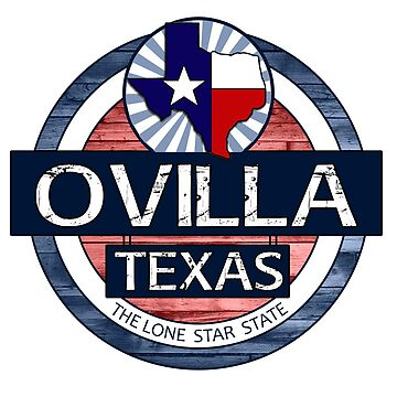Ovilla Texas rustic wood circle by artisticattitud