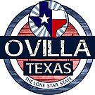 Ovilla Texas rustic wood circle by artisticattitud