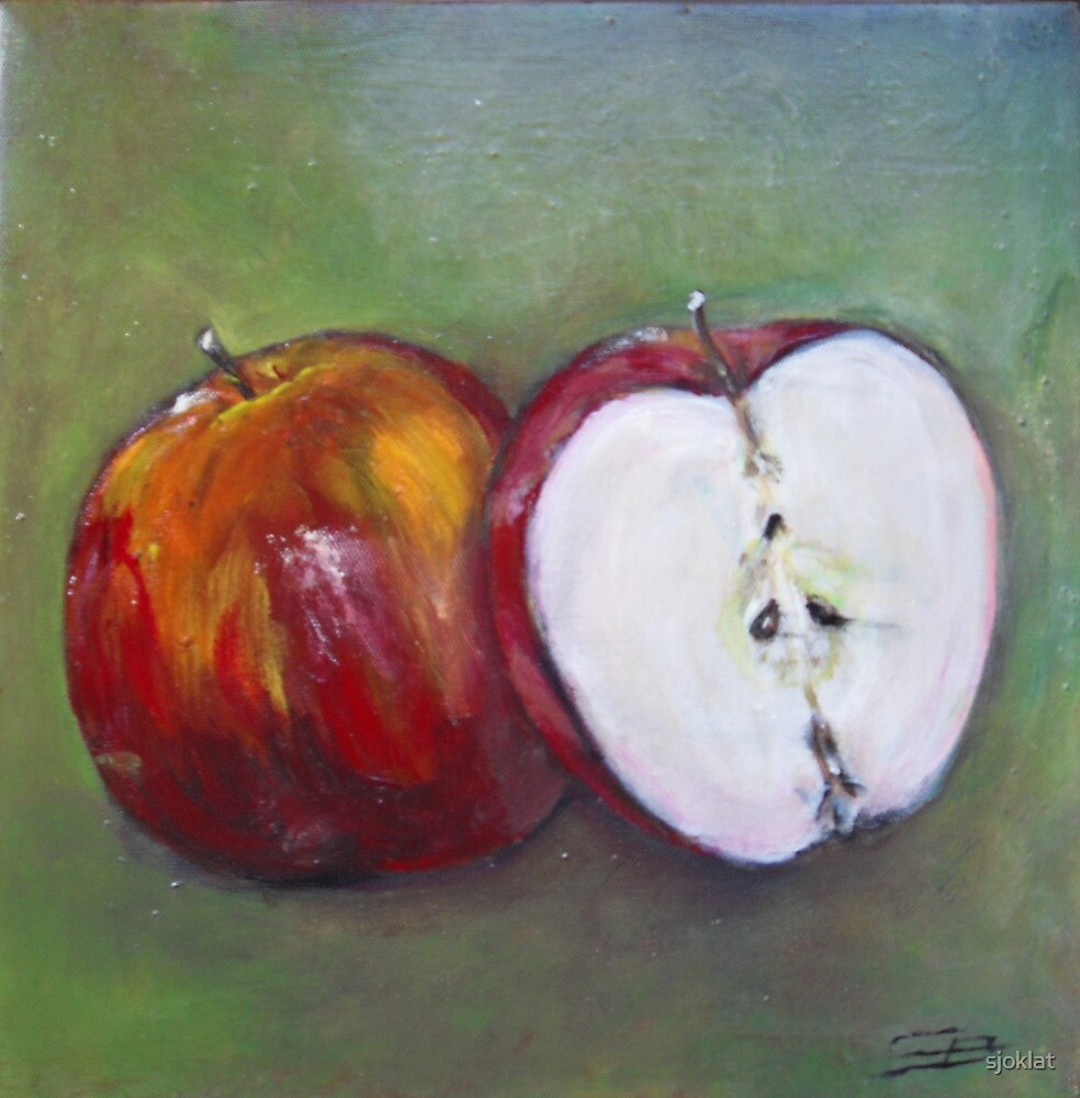 or apple by sjoklat