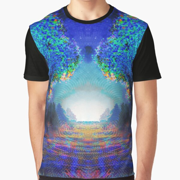Forest Vibrations Graphic T-Shirt