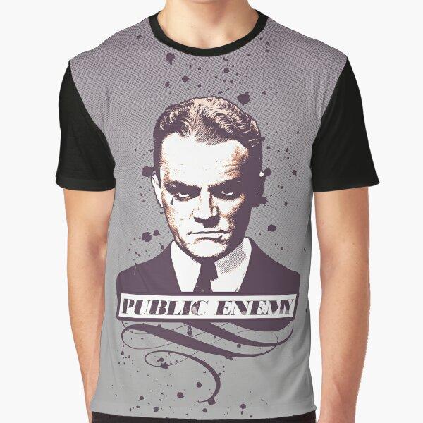 Public Enemy Graphic T-Shirt