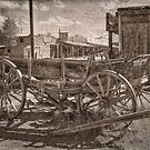 Tombstone Territory, Arizona 1887 by Lanis Rossi