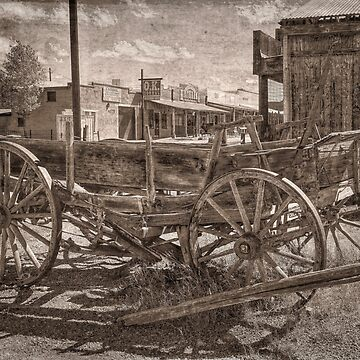Tombstone Territory, Arizona 1887 by lanrophot