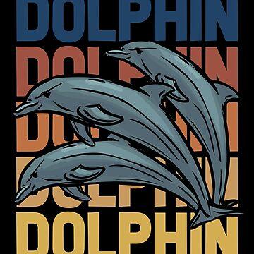 Dolphin animal by GeschenkIdee