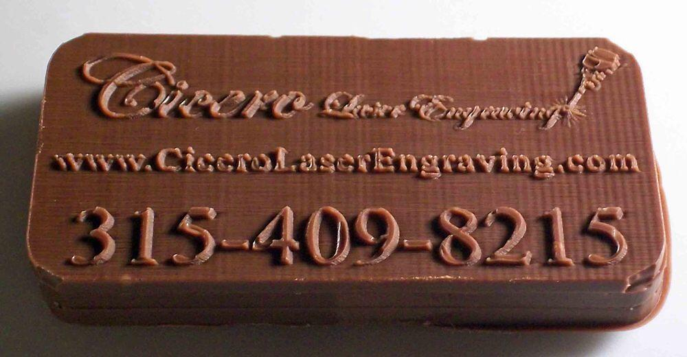 Chocolate Moulds by CiceroLaser