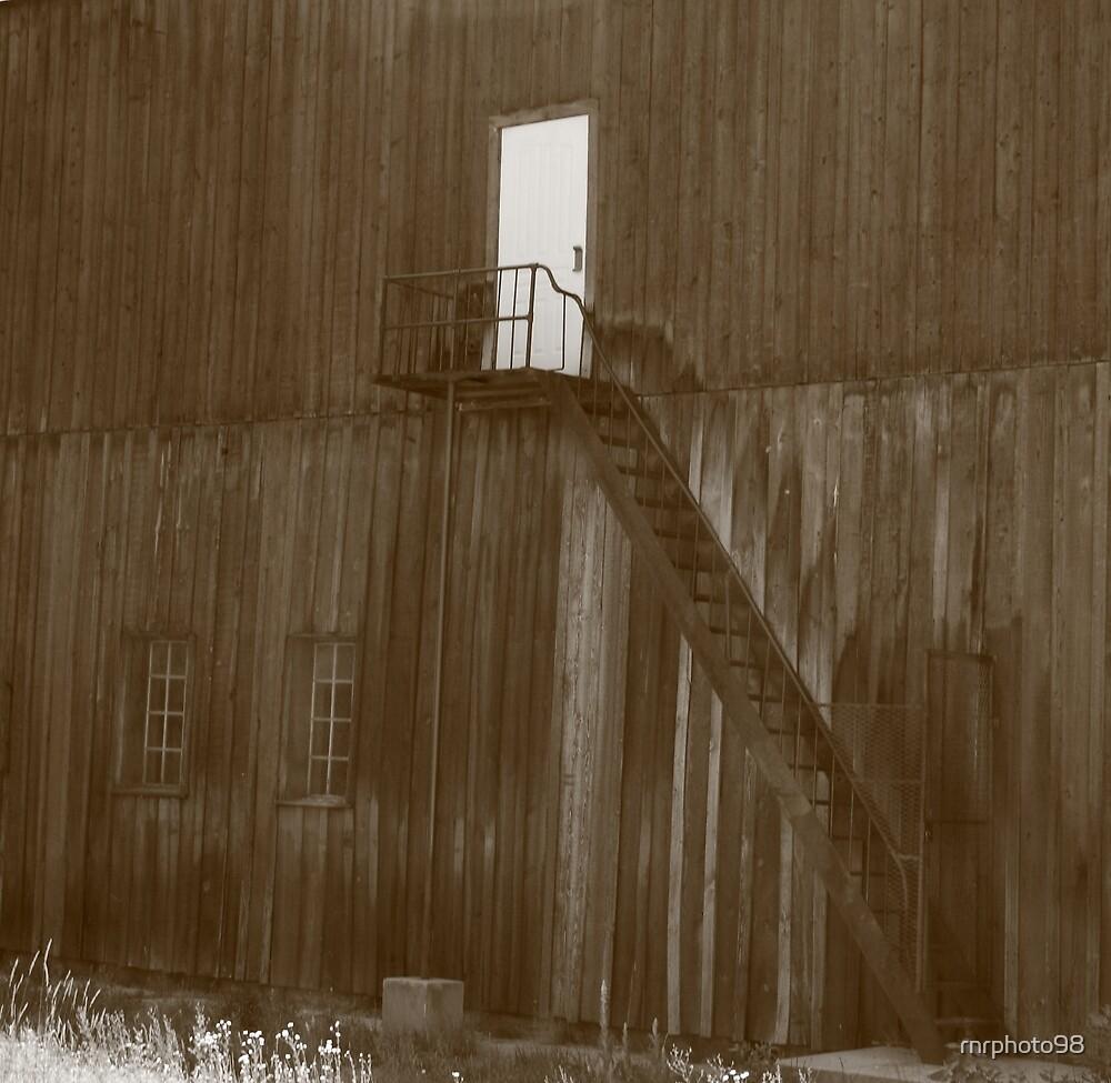 White door by rnrphoto98