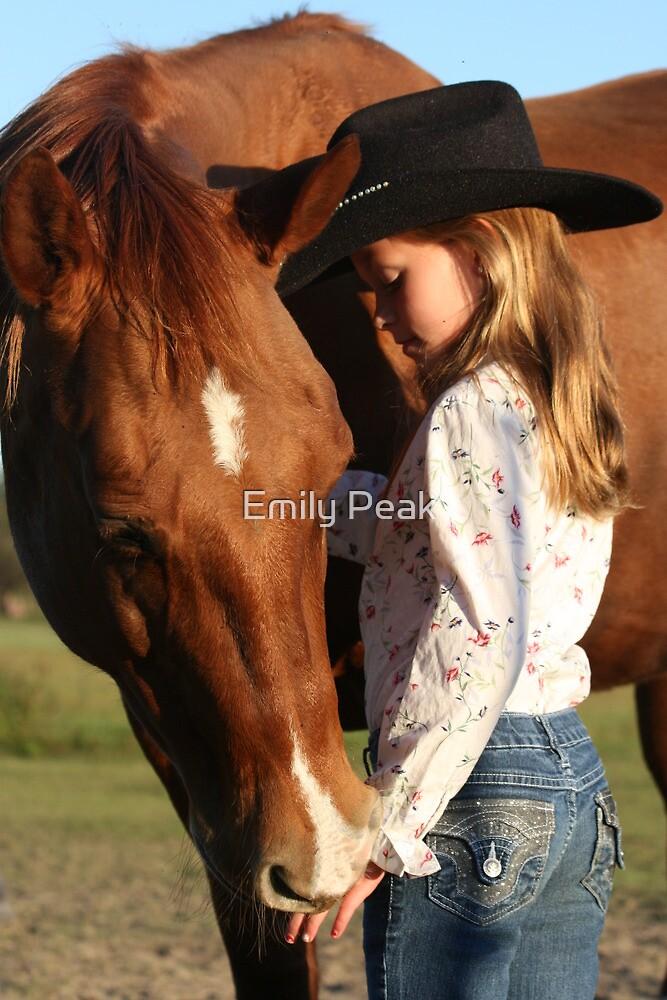 A Girl's Best Friend by Emily Peak