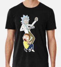 Rick And Morty Premium T-Shirt