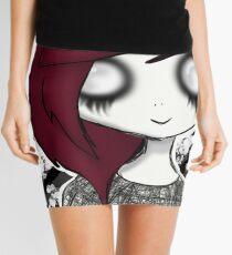 Chica Emo Minifaldas Redbubble