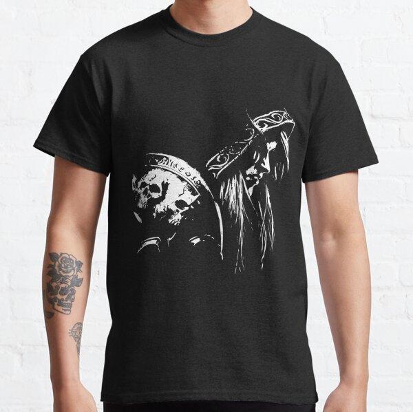 Sylvanas Windrunner Game Fan Kunst Classic T-Shirt