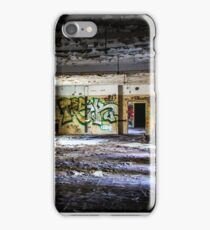 The abandoned ballroom iPhone Case/Skin