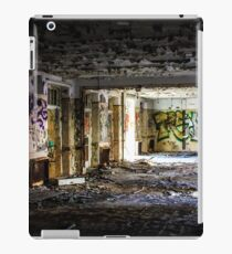 The abandoned ballroom iPad Case/Skin