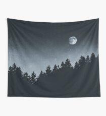Under Moonlight Wandbehang
