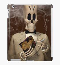 Manny Calavera -  Grim Fandango iPad-Hülle & Klebefolie