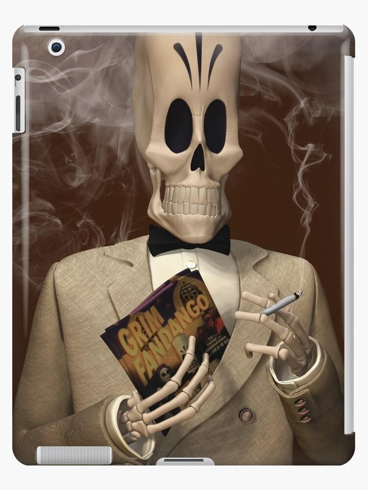 «Manny Calavera - Grim Fandango» de chayground