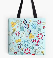 Science chic Tote Bag