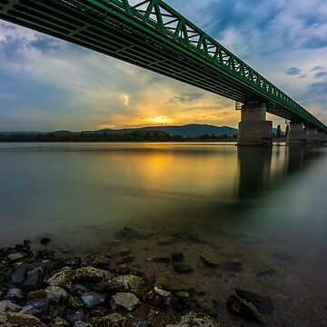 Budapest and the Danube by PeterCseke