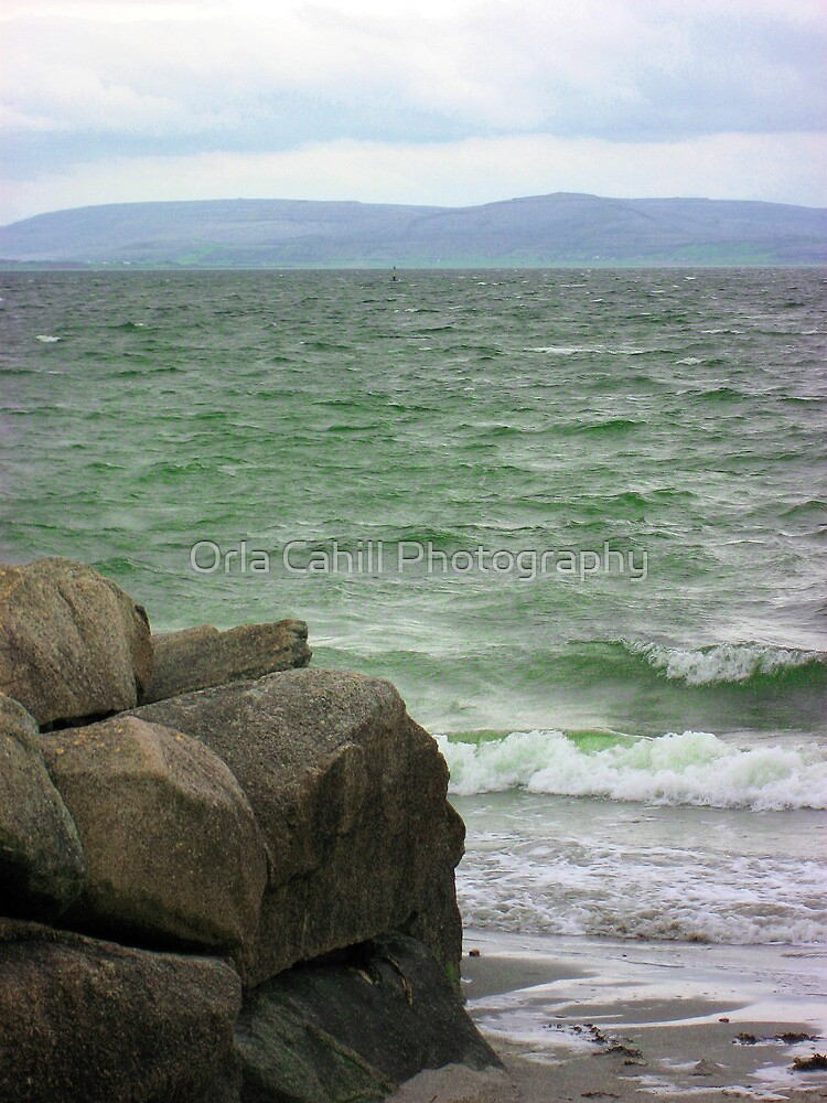 Galway Bay no.5 by Orla Cahill Photography