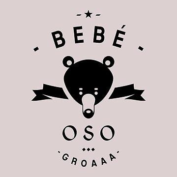Bebé oso by lepetitcalamar